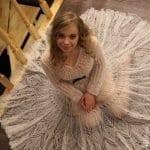 Angora Örgü Elbise Modelleri 17