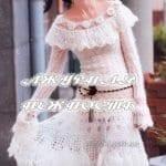 Angora Örgü Elbise Modelleri 22