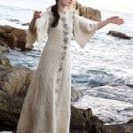 Angora Örgü Elbise Modelleri 44