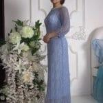 Angora Örgü Elbise Modelleri 57