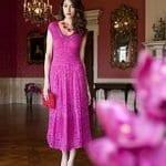 Angora Örgü Elbise Modelleri 7