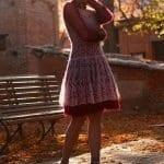 Angora Örgü Elbise Modelleri 83