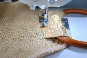 Çuval Kumaşından Çanta Yapımı 11