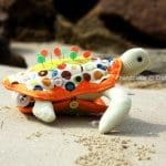 Kaplumbağa İğnelik Yapımı 9