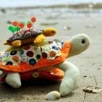 Kaplumbağa İğnelik Yapımı 6