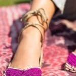Örgü Ayakkabı Modelleri 104