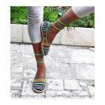 Örgü Ayakkabı Modelleri 10