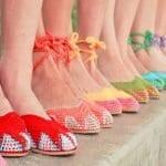 Örgü Ayakkabı Modelleri 17