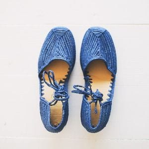 Örgü Ayakkabı Modelleri 21