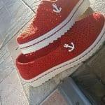 Örgü Ayakkabı Modelleri 23