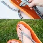 Örgü Ayakkabı Modelleri 28