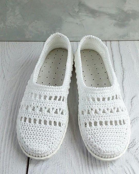 Örgü Ayakkabı Modelleri 41