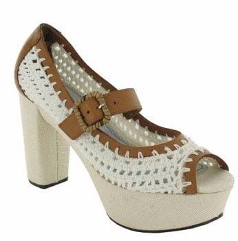 Örgü Ayakkabı Modelleri 54