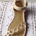 Örgü Ayakkabı Modelleri 5