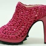 Örgü Ayakkabı Modelleri 64
