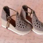 Örgü Ayakkabı Modelleri 65