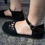 Örgü Ayakkabı Modelleri 85