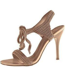 Örgü Ayakkabı Modelleri 86