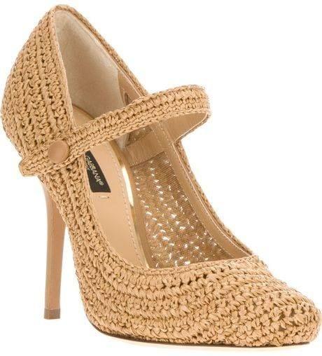 Örgü Ayakkabı Modelleri 87