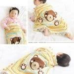 Panço Bebek Battaniyesi Örneği 15