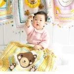 Panço Bebek Battaniyesi Örneği 23