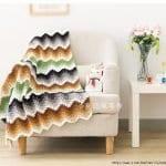 Zikzak Battaniye Yapımı 6