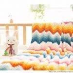 Zikzak Battaniye Yapımı 7