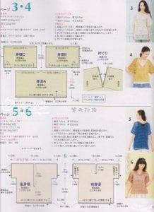 2 Parça Yazlık Dantel Bluz Yapımı 1