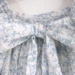 Dantel Fırfırlı Elbise Yapımı 10