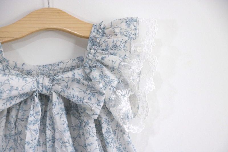 Dantel Fırfırlı Elbise Yapımı 17