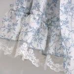 Dantel Fırfırlı Elbise Yapımı 18