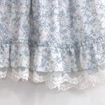 Dantel Fırfırlı Elbise Yapımı 23