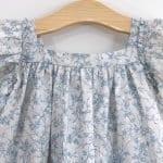 Dantel Fırfırlı Elbise Yapımı 24