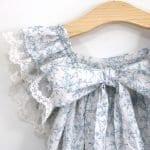Dantel Fırfırlı Elbise Yapımı 28