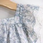 Dantel Fırfırlı Elbise Yapımı 31