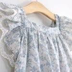Dantel Fırfırlı Elbise Yapımı 33