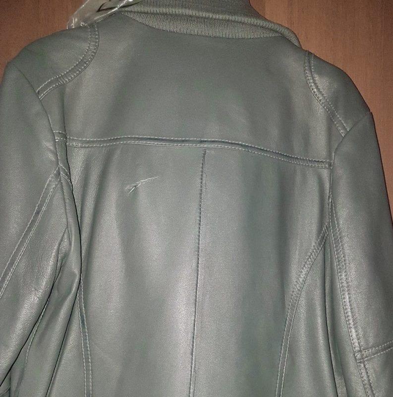 Eski Deri Ceket Yenileme 4