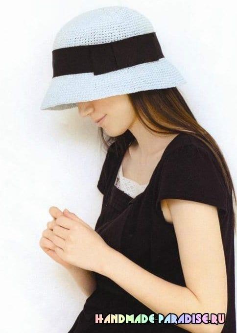 Kağıt İp Örgü Şapka Modelleri ve Yapılışları 24