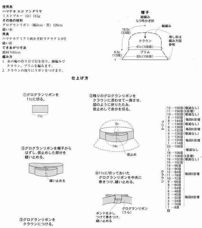 Kağıt İp Örgü Şapka Modelleri ve Yapılışları 25