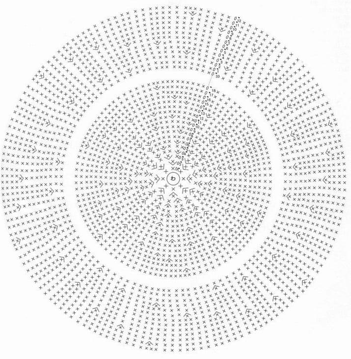 Kağıt İp Örgü Şapka Modelleri ve Yapılışları 26