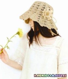 Kağıt İp Örgü Şapka Modelleri ve Yapılışları 27