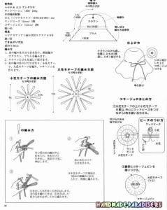 Kağıt İp Örgü Şapka Modelleri ve Yapılışları 28
