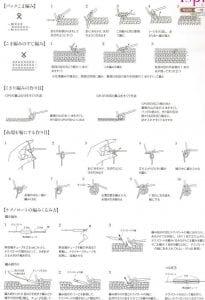 Kağıt İp Örgü Şapka Modelleri ve Yapılışları 31