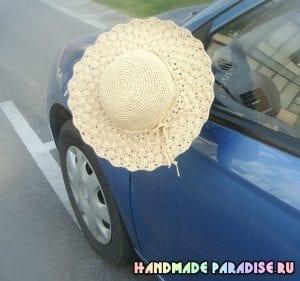 Kağıt İp Örgü Şapka Modelleri ve Yapılışları 6