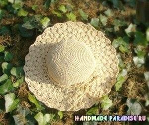 Kağıt İp Örgü Şapka Modelleri ve Yapılışları 7