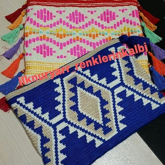 Mochila Wayuu Modelleri 10