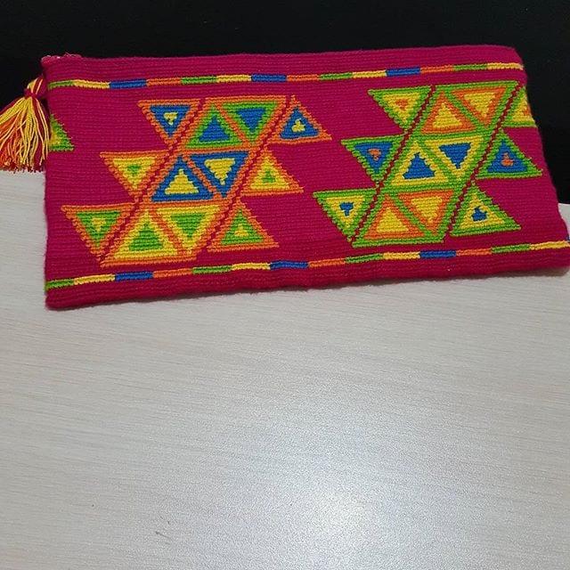Mochila Wayuu Modelleri 12