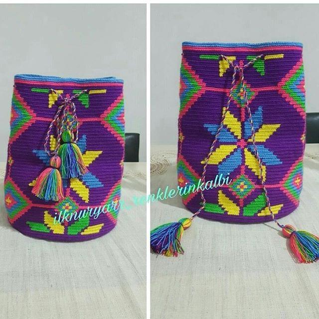 Mochila Wayuu Modelleri 24