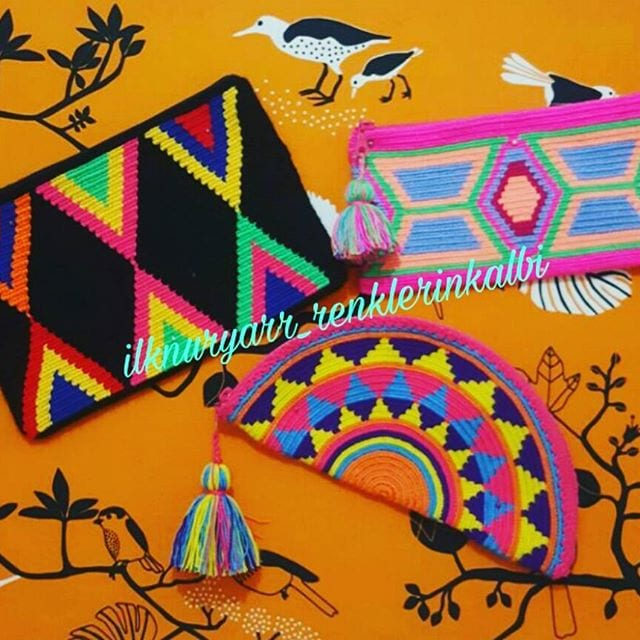 Mochila Wayuu Modelleri 27