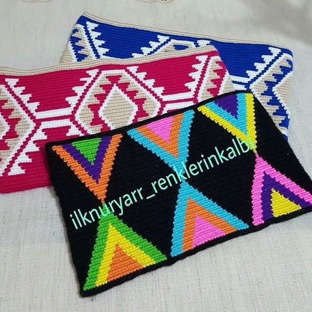 Mochila Wayuu Modelleri 29